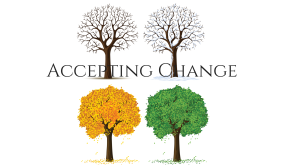 accepting and taking change