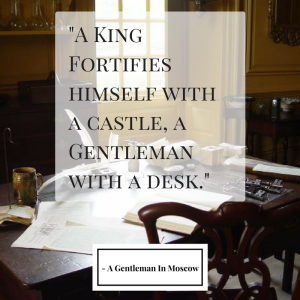 desk-gentleman in moscow